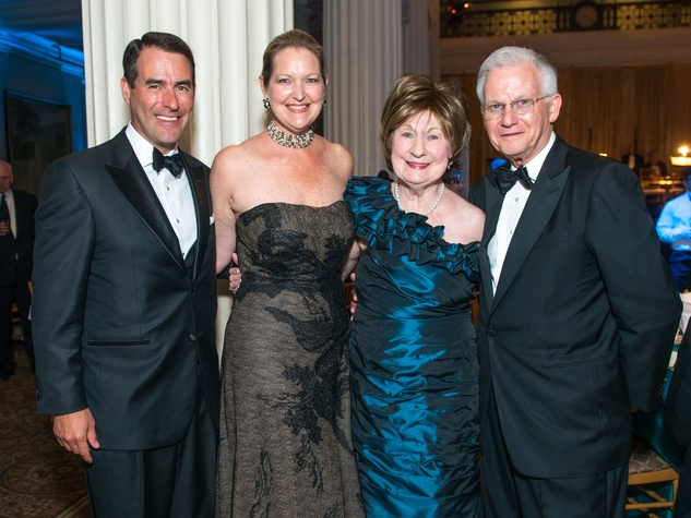 23 Steve and Joella Mach, from left, and Cora Sue and Harry Mach at Houston Symphony Opening Night Gala September 2014