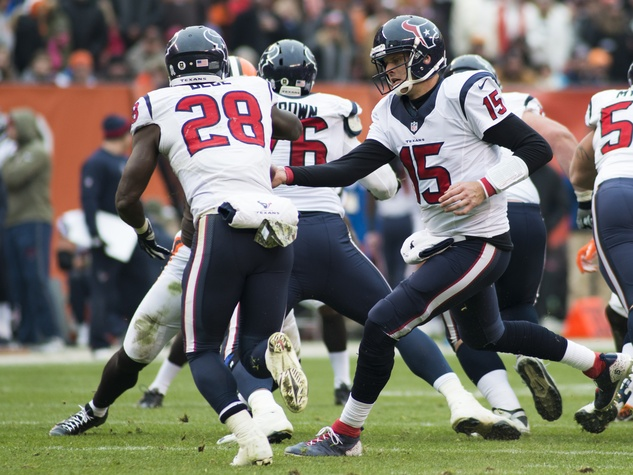 34 Texans vs. Browns first half November 2014 Alfred Blue 28