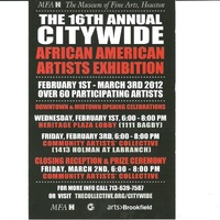 16th Annual African American Artists Exhibition