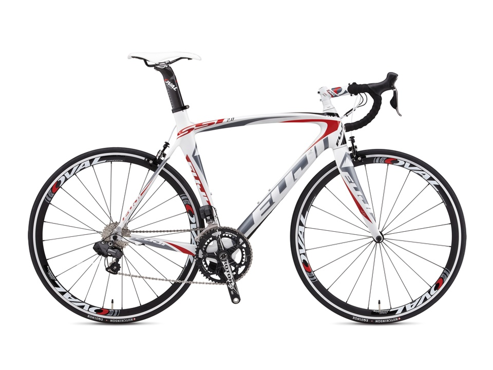 Fuji SST 2.0 Di2 Ultegra Performance Road Bike_Sun and Ski Sports_gift guide