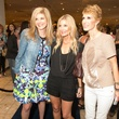 Tanya Foster, Heather Anderson, Cathy Williamson, Estee Lauder Event