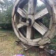 Astroworld Houston water wheel large eBay March 2015