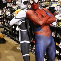 Austin Photo Set: News_Comic Con 2_Nov 2011_spiderman