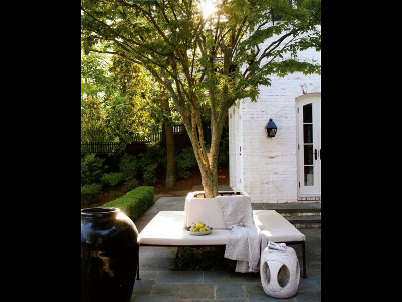 Cozy comfort great ideas for carving out a reading nook in any home culturemap houston - Cozy outdoor living spaces connecting mother nature ...