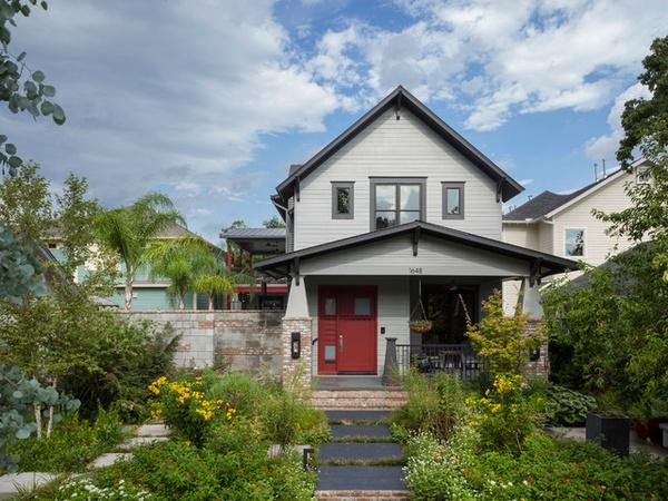 Houzz modern homes exterior - Home modern