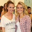Nathalie Mojonnet & Stephanie Mojonnet, chantilly shopping event