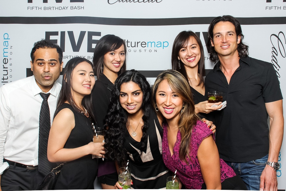 31 Smilebooth CultureMap Fifth Birthday Bash October 2014