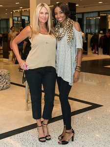 003_Fashion's Night Out, September 2012, Candy Senn, Nikki Gamble