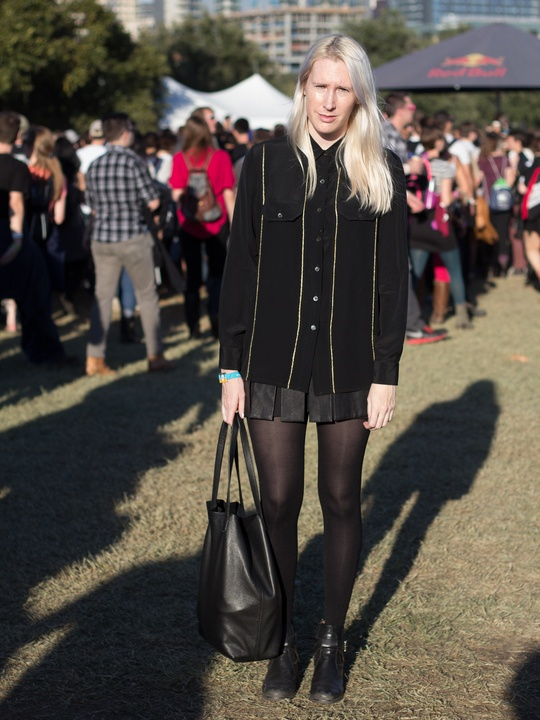 Fun Fun Fun Fest 2014 Fashion Style Sarah Owen