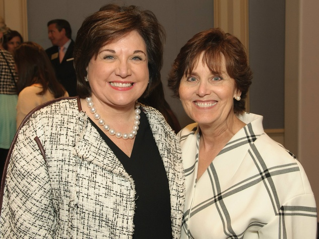 Lee Ann White and Pam McCallum, Celebrating Women
