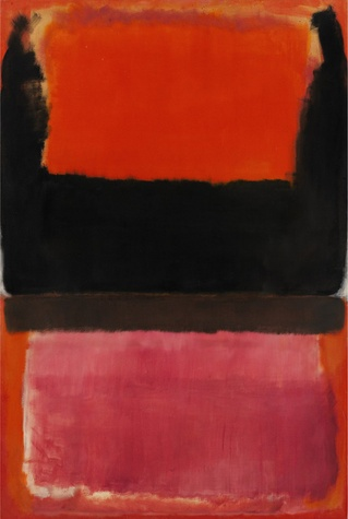 'No. 21 (Red, Brown, Black and Orange' by Mark Rothko