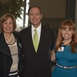 Nancy MacKimm, Alan Crain and Jenny Rizzo at Human Rights First office launch