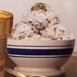 Blue Bell Ice Cream Milk & Cookies