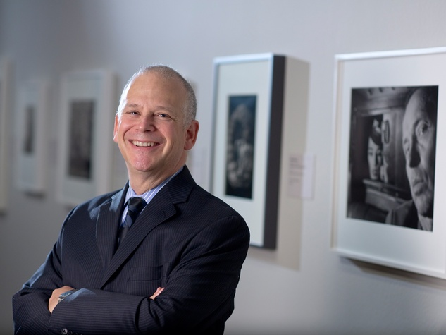 Malcolm Daniel photography curator MFAH head shot June 2014