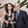 Puiking Hui and Andy Serwe at the Tribeca Ball New York May 2014