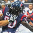 Clowney Texans Falcons blow by