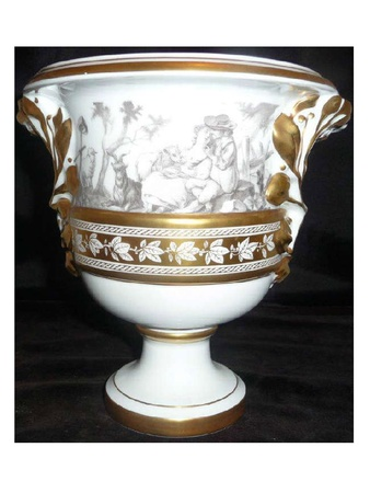 News_Bob Lanier_estate sale_May 2012_urn