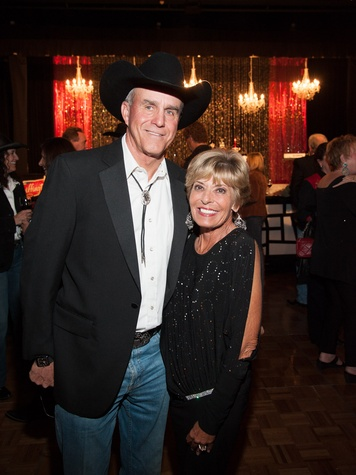 Tom and Darlis Fuller at the Northwest Ministries Gala October 2013