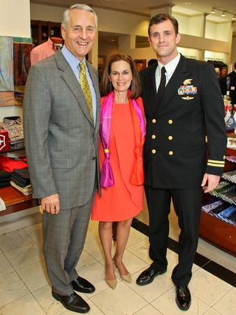 News_Welcome Home, Heroes_March 2012_Bob Ivany_Ginger Hite_Jimmy Battista