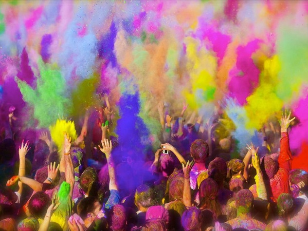 Color Mob 5K