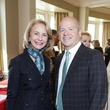 7 Fran Peterson and Patrick Summers at the Moores School of Music Luncheon November 2014
