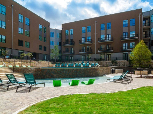 The River House Apartment Homes San Antonio
