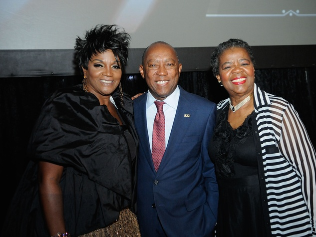 Ensemble Theatre gala, 8/16, Anna Maria Horsford, Mayor Sylvester Turner, Mildred Bright