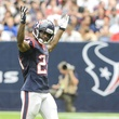 Johnathan Joseph Texans hands up