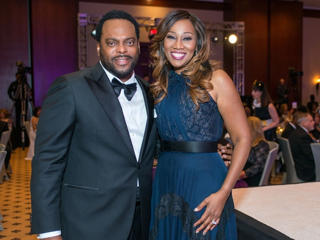 For The Sake of Art, Lonnie McBride, Yolanda Adams
