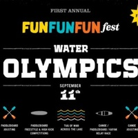 Austin photo: Event_FunFunFun Water Olympics_Poster