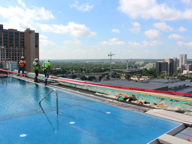 Simple Westin Austin Downtown Hotel Rooftop Pool With Houston