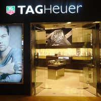 TagHeuer, The Galleria, November 2012