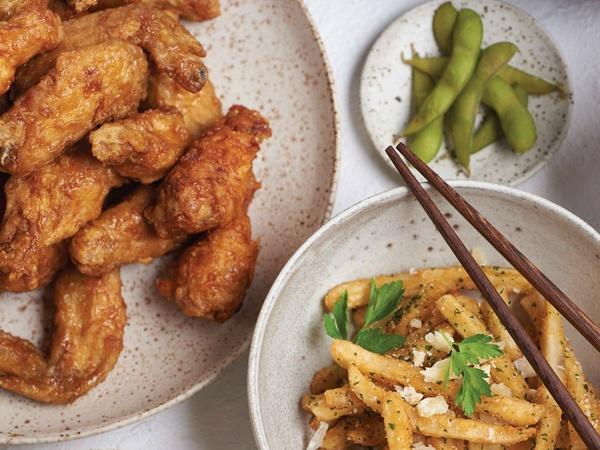World Famous Korean Fried Chicken Chain Flies Into Round Rock