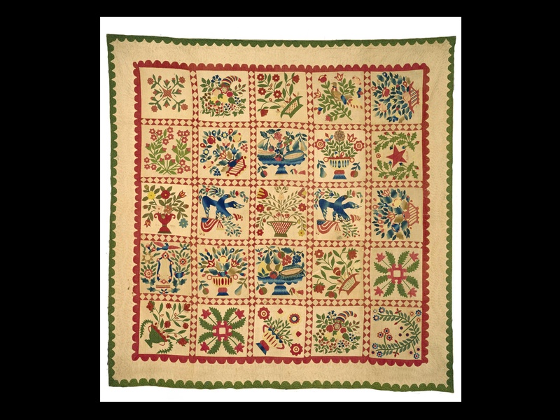 "early american quilt essay In the story ""everyday use quilting is used as a symbol to signify the african american past the quilts if you are the original writer of this essay."