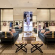 Chanel Houston boutique ready to wear salon with Dubai collection