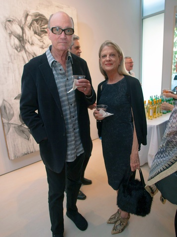 6 Frank X. Tolbert and Ann Stautberg at Musiqa's Spring Benefit May 2014