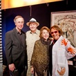 26 Jerry Paine, from left, Louis and Gail Adler and Marilyn Oshman at the Orange Show Gala November 2014