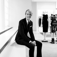 Neiman Marcus fashion director Ken Downing