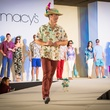 11 Models for the Island Time fashion show theme at the Nutcracker Market Macy's luncheon November 2014