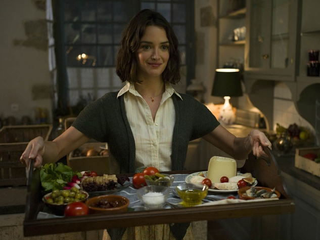 Charlotte Le Bon in The Hundred-Foot Journey