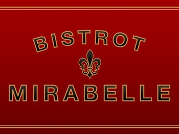 Austin photo: Restaurant_Bistrot Mirabelle