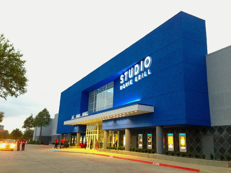 slideshow sneaky studio movie grill opens new theater