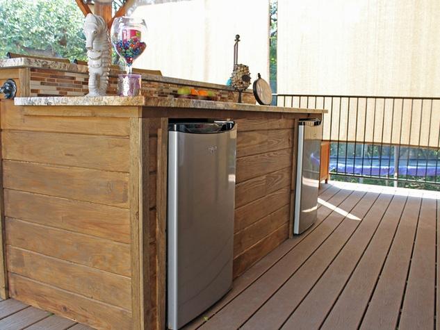 san antonio backyard raises the bar on outdoor fun