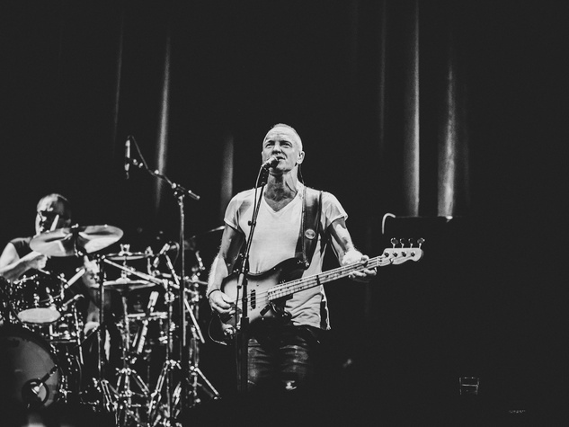 Sting at ACL Live in Austin 9