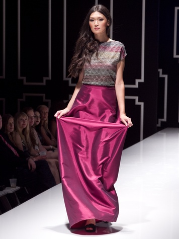 Austin Fashion Week 2014 Wednesday Runways A. Gunk