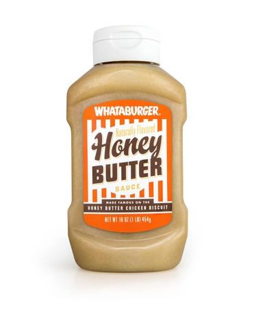 Whataburger Honey Butter Sauce H-E-B