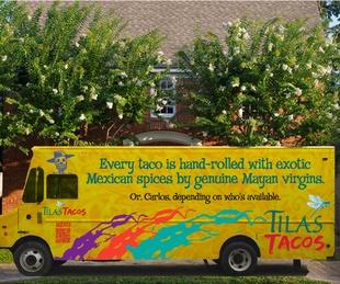 Vegan Taco Food Truck Houston