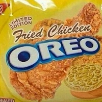Fried Chicken Oreos are fake