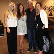 Lauren Scruggs, Erika Palmacci, Jeff Scruggs, Shannon Yoachum, Outline The Sky Party