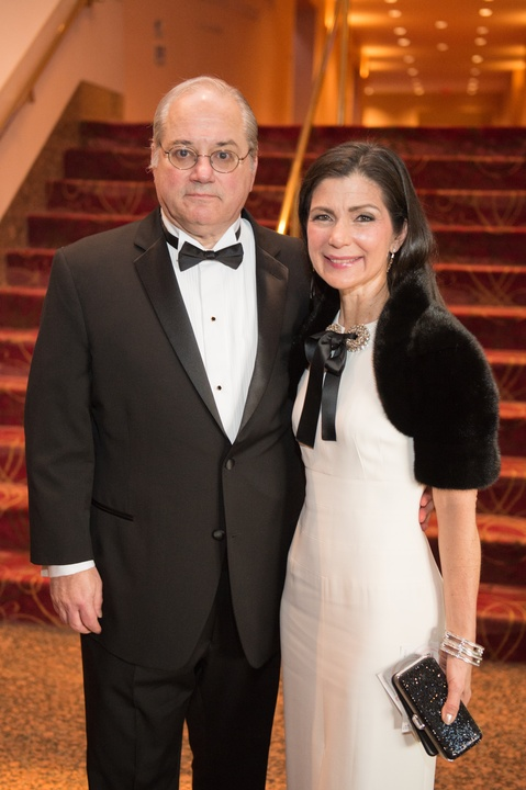 1442 Anthony and Cynthia Petrello at the Houston Grand Opera HGO 60th Anniversary March 2015